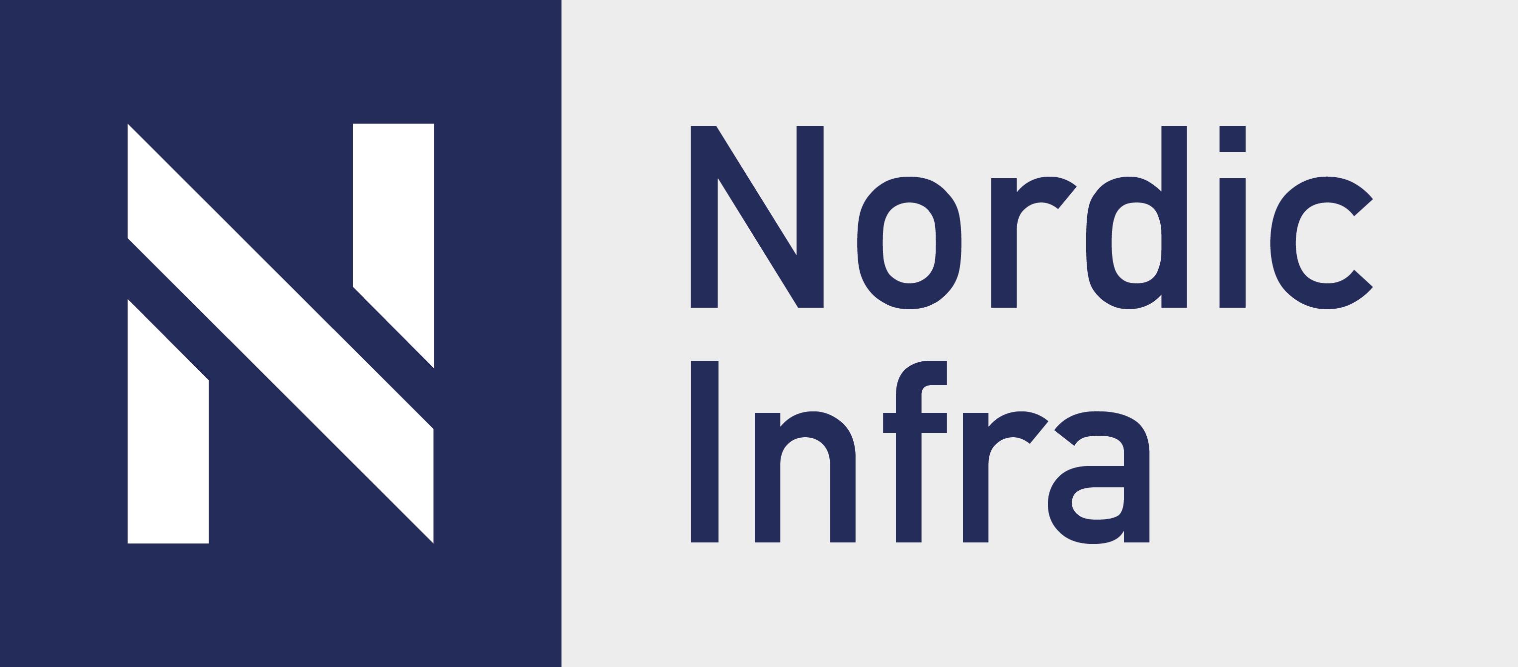 Nordic Infra logo