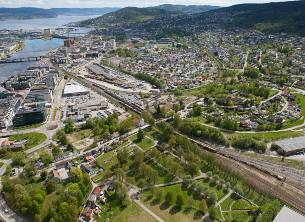 Drammen - Kobbervikdalen